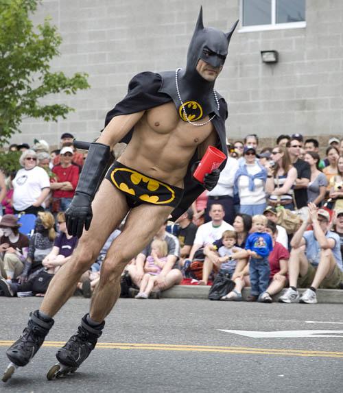 Batman A-Go-Go