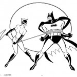 Catwoman and Batman Thumbnail