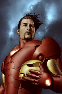Iron Man by Adi Granov