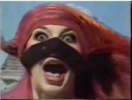 Kate Bush Egypt Performance