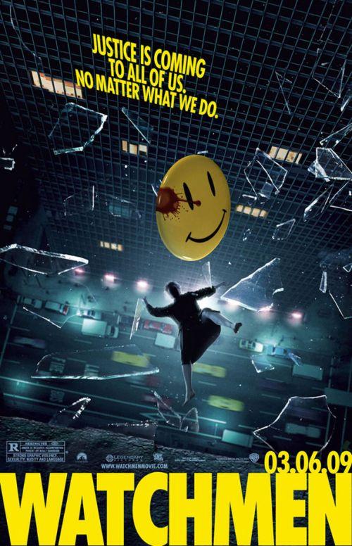new watchmen teaser poster